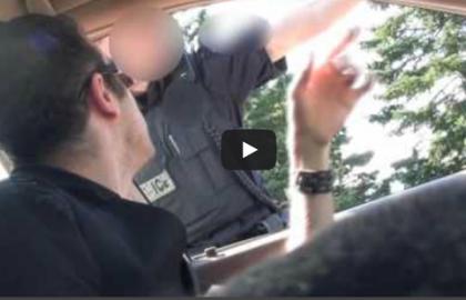 להפנט שוטר ולהימנע מקנסות